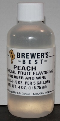 EXTRACT 4 OZ PEACH FLAVOR