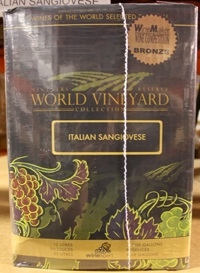 WINE KIT 10L ITALIAN SANGIOVESE VINTERS