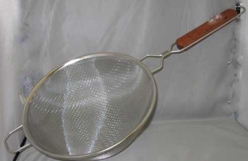 STRAINER 10 DOUBLE MESH STAINLESS STEEL