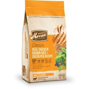 Merrick™ Classic Real Chicken with Brown Rice & Pea Adult Dog Food