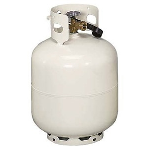 propane cylinder 20# - bbq