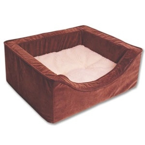 "Petmate Rectangular Lounger 21""x 25"""