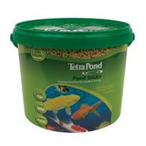Tetra Koi Pond Sticks, 2.53lb Bucket