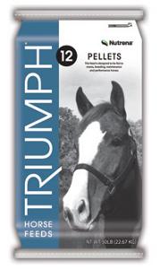 Triumph® 12% Horse Feed