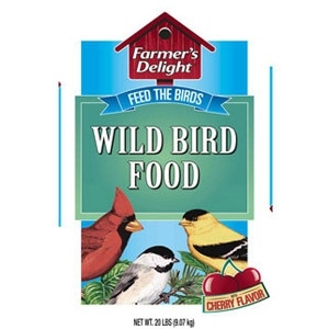 Wagners Farmer's Delight Wild Bird Seed