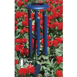 Corinthian Bells windchime green 36""