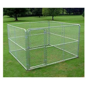 Stephens Pipe & Steel Complete Gold Series Kennel, 10ft X 10ft X 6ft