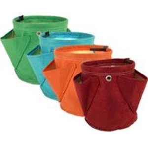 Bloembagz Assorted Mini Herb Planters, 1.5 gallon