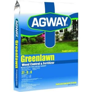 Agway Greenlawn Weed Control & Fertilizer 5K