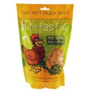 Hentastic Peck 'N Mix Herb Surprise, 2 lbs.