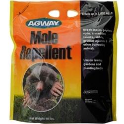 Agway Mole Repellent 5k, 10 lbs.