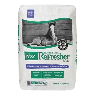 Sweet PDZ Horse Stall Refresher Powder, 40 lbs.