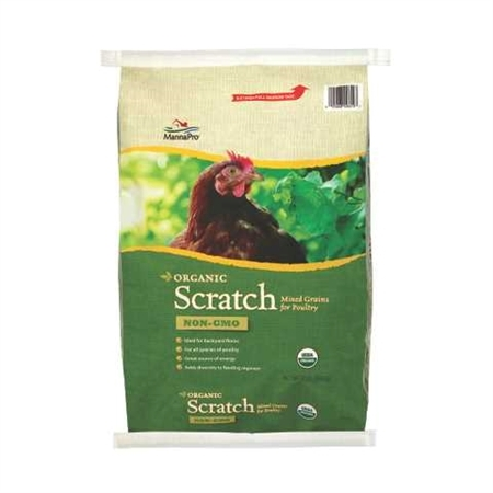 Mixed Grain Poultry Scratch, 10 lbs.