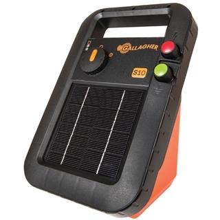 Portable Solar Fence Controller, 3 miles
