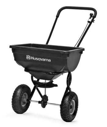 HUSQVARNA PUSH SPREADER 85LB