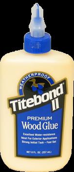 Titebond II Wood Glue 4oz