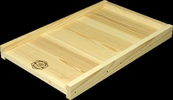 Bottom Board: Cedar 8 Frame
