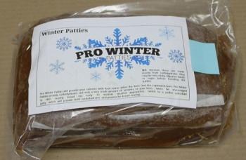 Winter Patties: 10 lbs