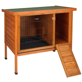 WARE PREMIUM PLUS RABBIT HUTCH 36 IN MEDIUM