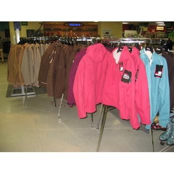 Wrangler & Berne Outerwear