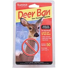 Deer Ban Repellent Capsules, 50 count - 90 Days