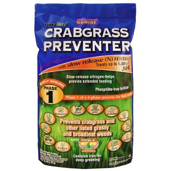 Phase 1 Crabgrass Preventer / Fertilizer, 5k