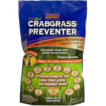 Phase 1 Crabgrass Preventer / Fertilizer, 15k