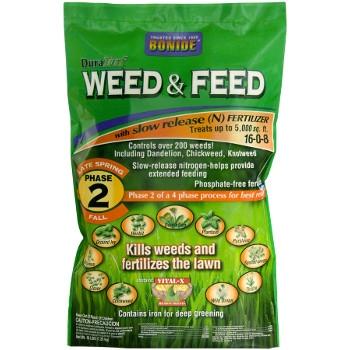 Phase 2 Weed & Feed Fertilizer, 5k