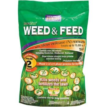 Phase 2 Weed & Feed Fertilizer, 15k