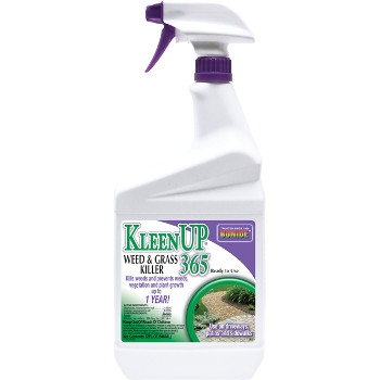 KleenUp® 365 Grass & Weed Killer RTU, 32 oz.