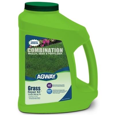 Agway Grass Repair Kit, Covers 400 Square Feet