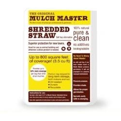 Iron Will Farm® Mulch Master Shredded Straw