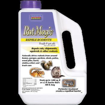 Rat Magic® Rodent Repellent, 5 lbs.