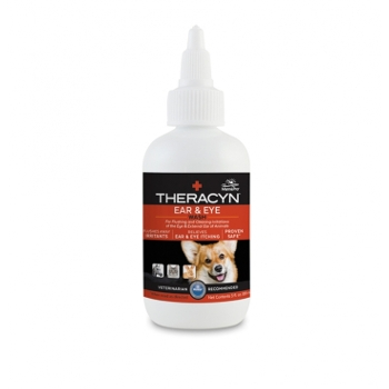 Theracyn™ Animal Ear & Eye Wash, 3 oz.