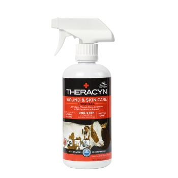 Theracyn™ Livestock Wound & Skin Care Hydrogel, 16 oz.