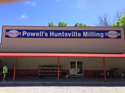 Huntsville Feed & Milling