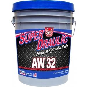 Super S Superdraulic Premium AW 32 Hydraulic Fluid
