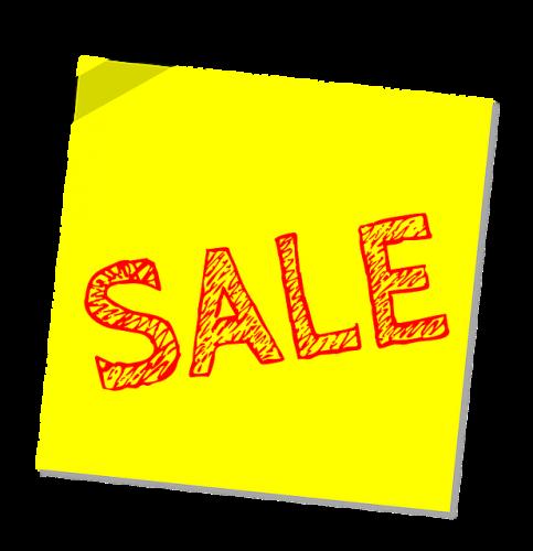 August Sales Flyer