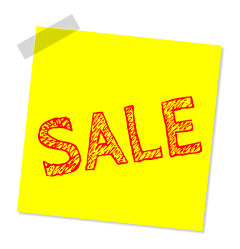 October Sales Flyer