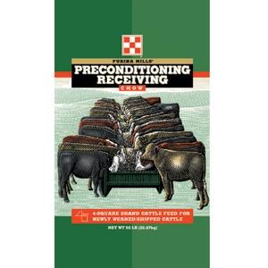 Purina® Preconditioning/Receiving Chow®