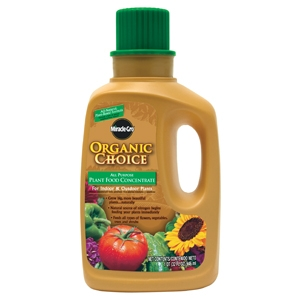 Miracle Gro® Organic Choice All Natural Plant Food