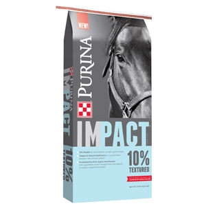 Purina® Impact® 10% Sweet Horse Feed