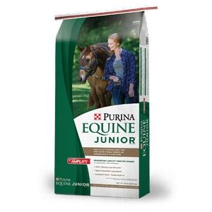 Purina® Equine Junior® Horse Feed