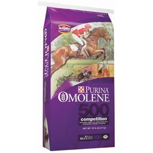 Purina® Omolene #500® Horse Feed