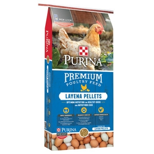 Layena® Premium Poultry Pellets