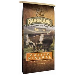 Purina Rangeland Mineral Cattle Feed