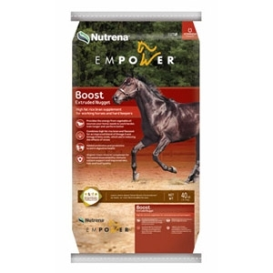 Nutrena Empower Boost High-Fat Rice Bran Supplement