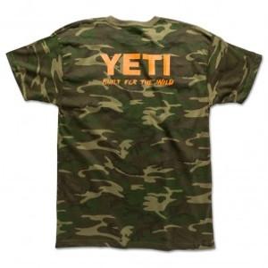 Yeti Camo T-Shirt