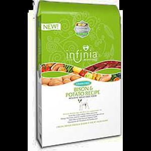 Infinia Bison and Potato Recipe