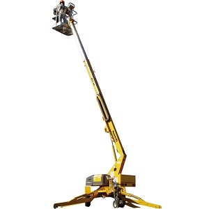 Boom Lift, 40', Tow 2